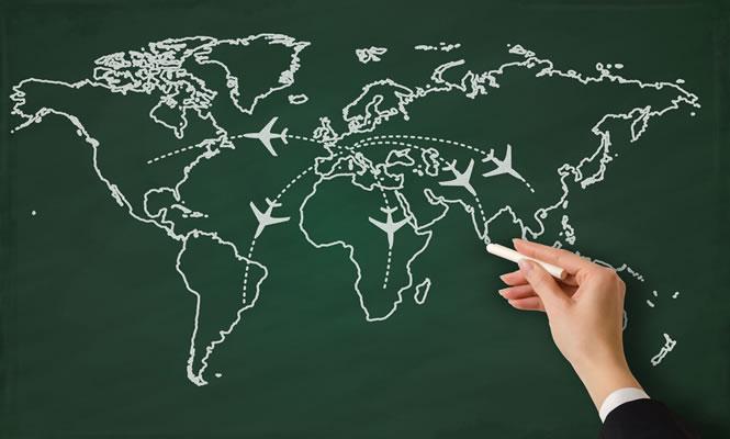 کار در کشورهای خارجی