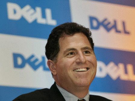 Michael Dell  مسیر ایرانی