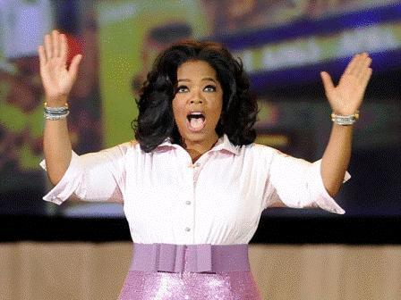 Oprah Winfrey  مسیر ایرانی