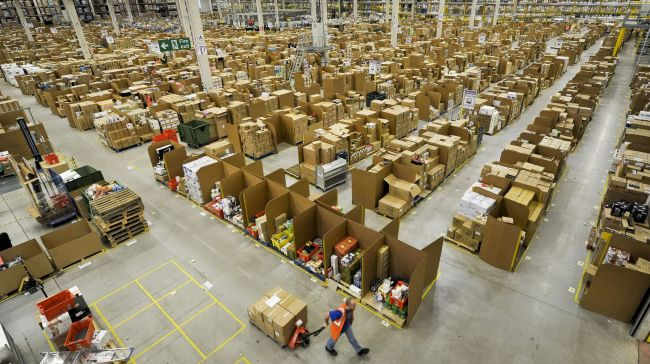 Amazon-distribution-centre