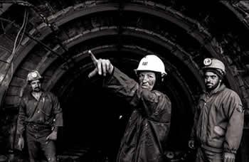 اولین زن معدن کار ایران - مسیر ایرانی