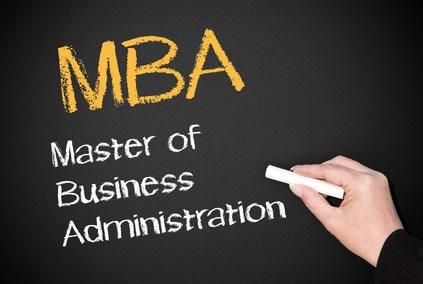 کارشناسی ارشد مدیریت MBA