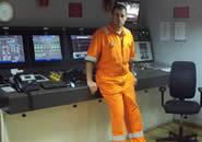 مهندس دریا