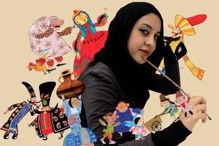 انیماتور- مسیر ایرانی