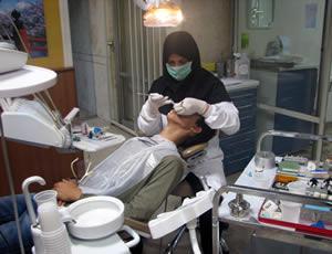 دندانپزشک - مسیر ایرانی