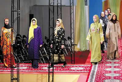 طراح مد و لباس - مسیر ایرانی