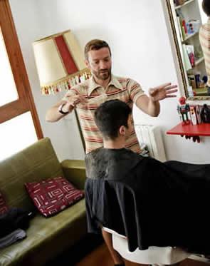 آرایشگری- مسیر ایرانی
