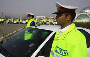 پلیس نیروی انتظامی - مسیر ایرانی