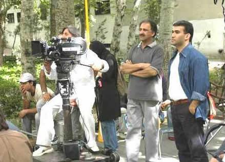 تهیه کنندگی مسیر ایرانی