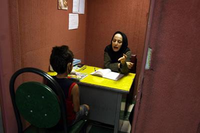 گفتاردرمانگر - مسیر ایرانی
