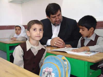 معلم کودکان خاص - مسیر ایرانی
