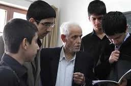 معلمی مسیر ایرانی