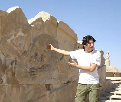 راهنمای گردشگری - مسیر ایرانی