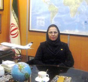 کارمند آژانس مسافرتی - مسیر ایرانی