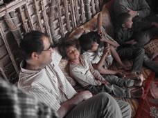 دکتر سید حسن هاشمی در مناطق محروم  مسیر ایرانی