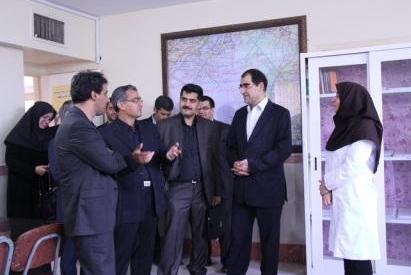 بازدید دکتر سید حسن هاشمی  مسیر ایرانی