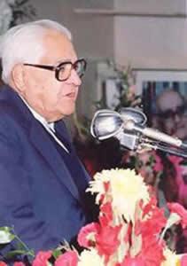 احمد حامی - مسیر ایرانی