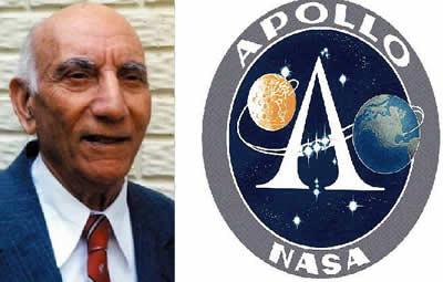 ابوالقاسم غفاری اولین ایرانی در ناسا - مسیر ایرانی
