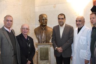 پروفسور شمس  مسیر ایرانی